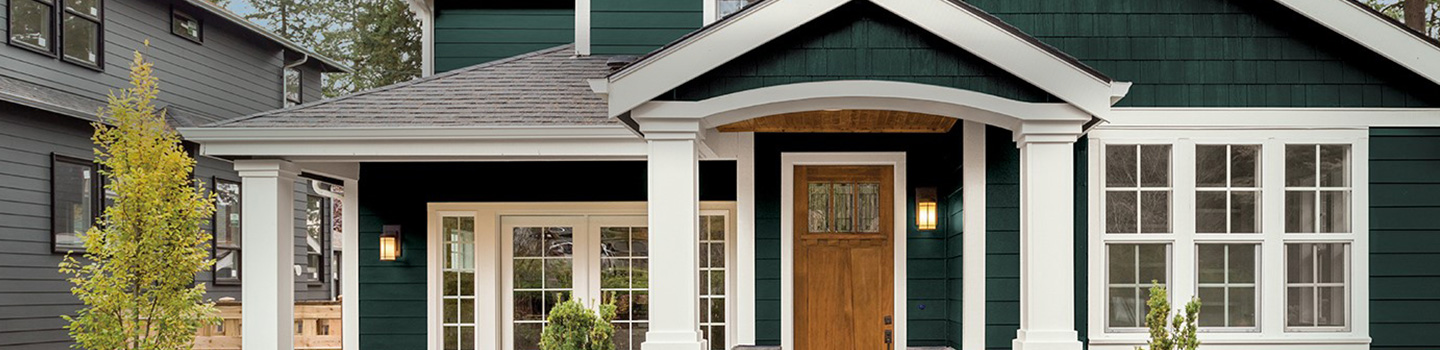 Exterior paint color and trim at the home depot - Night watch paint color ...