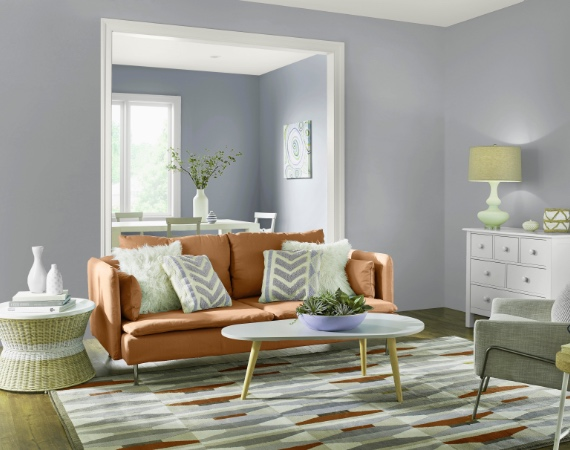 Living Room Paint Colors & Interior Paint - The Home Depot