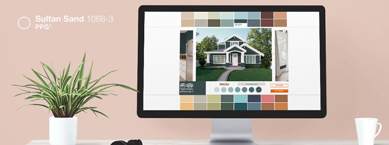 Exterior Paint Color And Trim Paint