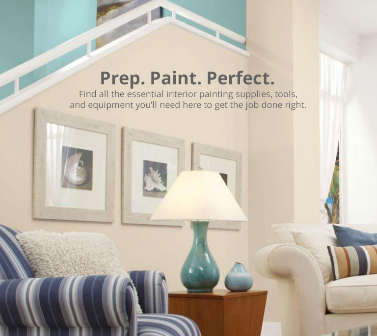 Paint And Paint Supplies For House Painting And More