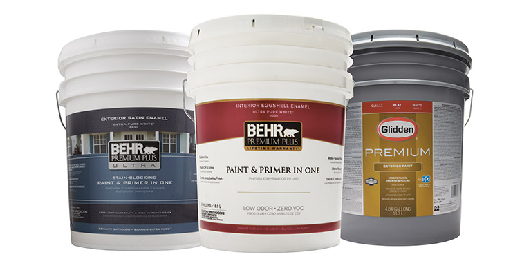 Exterior Paint Color and Trim at The Home Depot