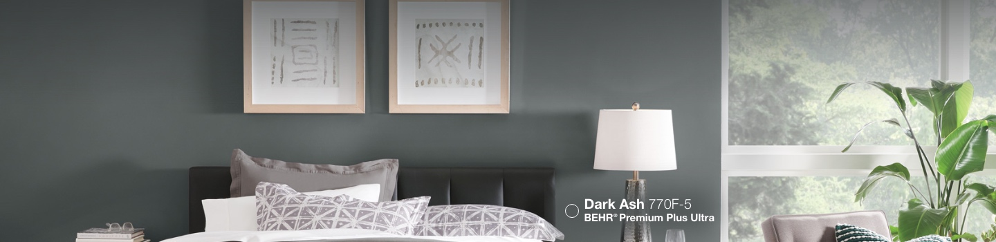 Bedroom Paint Colors - The Home Depot