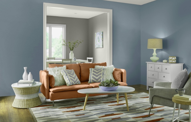 Living Room Paint Colors - The Home Depot