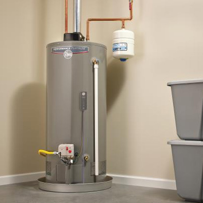 Water heaters tankless water heaters and more at the for Hot water heater 101