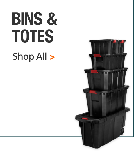 Bins And Totes