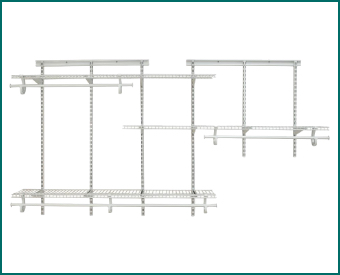 Wire Closet Systems starting at $119