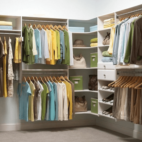 How To Design And Build A Closet Organizer