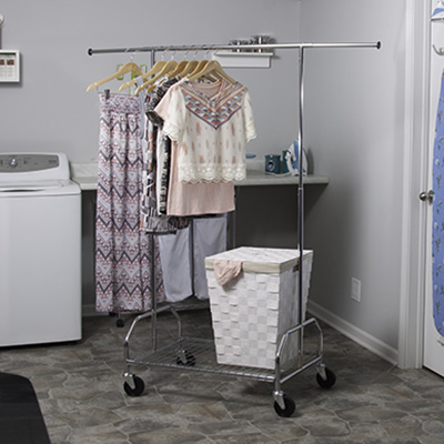 Superior Closet Organizer Accessories. Garment Racks U0026 Portable Wardrobes