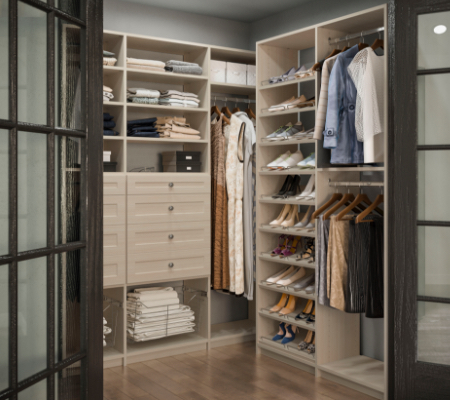 Closet Organizers The Home Depot