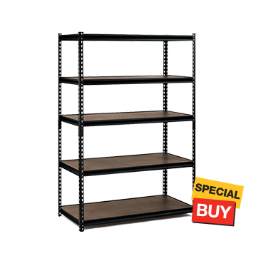 Edsal Commercial Shelving Unit   Starting At $99.97