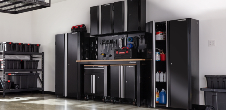 Complete Garage Storage Sets