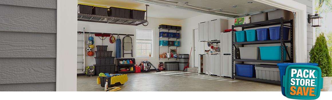 Up To 30% Off Garage Storage Solutions