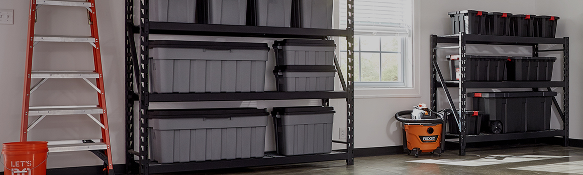 Garage Storage Shelving Units Racks Storage Cabinets More At