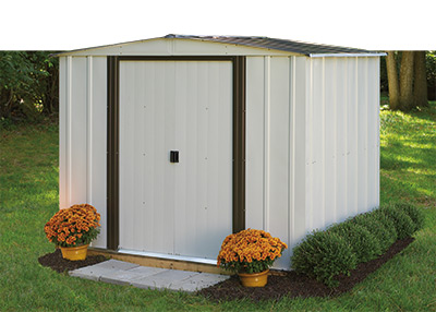 Metal Sheds - Sheds & Outdoor Buildings At The Home Depot