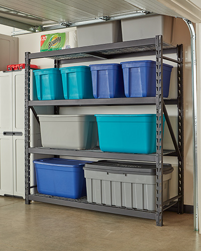 Shelving Amp Accessories The Home Depot