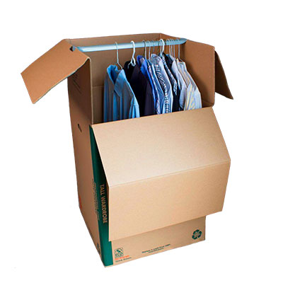 Wardrobe Boxes  sc 1 st  The Home Depot & Moving Supplies - Storage u0026 Organization - The Home Depot