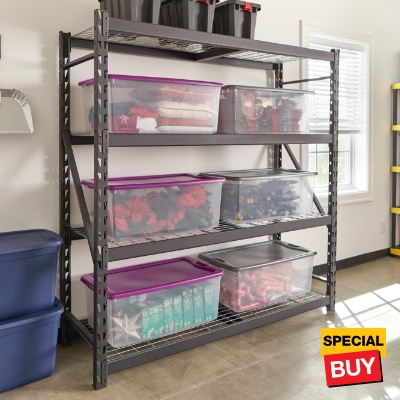 Storage Organization And Shelving At The Home Depot