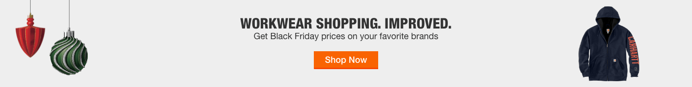 Workwear Shopping. Improved. Get Black Friday prices on your favorite brands