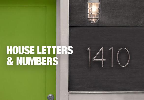 Shop Address U0026 Numbers Signs