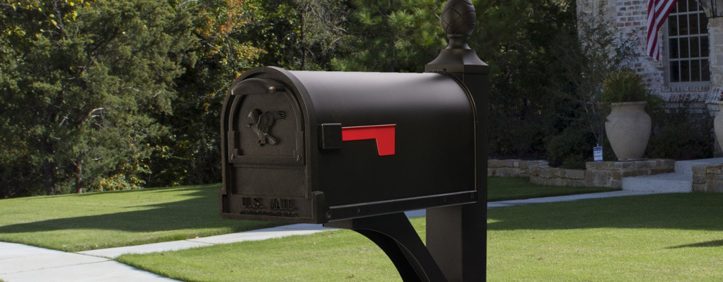 mailbox. Ensure Your Delivery Mailbox B