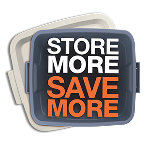 Store More Save More