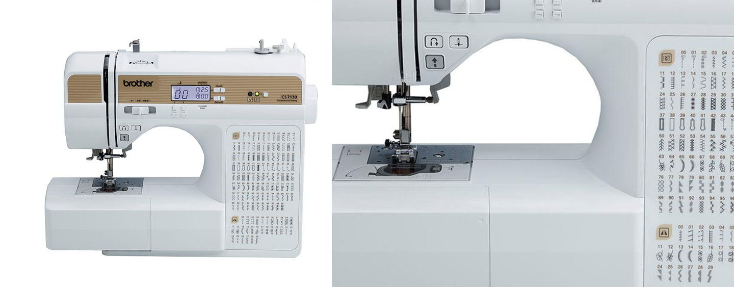 Electronic/Computerized sewing machine