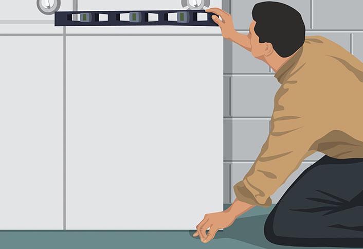 Home depot appliance hook up