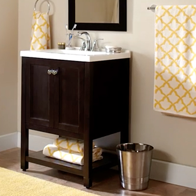 Affordable Bathroom Updates