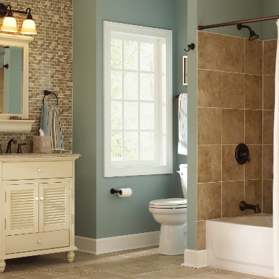 Home depot bathroom designs