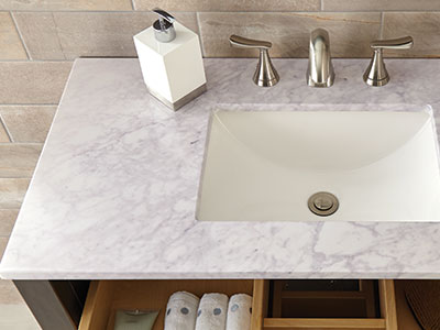 How To Install A Bathroom Vanity. Choosing A Bathroom Vanity Top