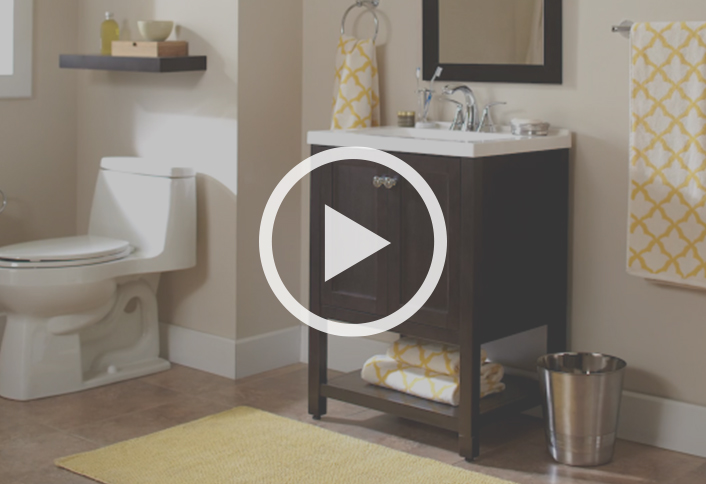 7 Affordable Bathroom Updates For A Budget Friendly Bathroom Makeover At The Home Depot