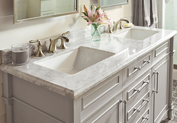 Charmant Double Sink Vanity