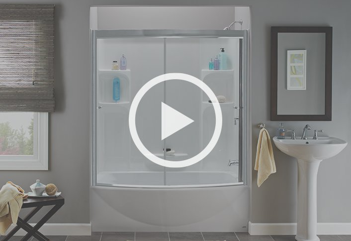 Buying Guide: Shower Kits at The Home Depot