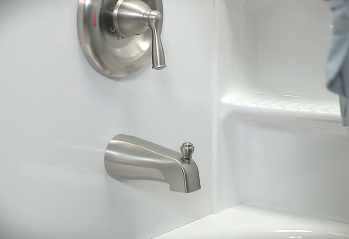 How To Install a Tub Spout at The Home Depot