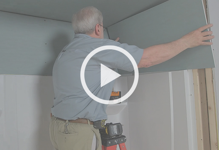 Installing a Direct-to-Stud Shower Enclosure at The Home Depot