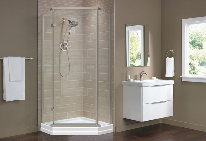 Add A New Shower Or Upgrade An Old One To Add Visual Appeal And Value To  Your Home