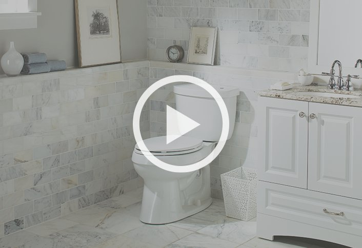 Buying Guide Best Toilets At The Home Depot - Home depot bathroom renovations