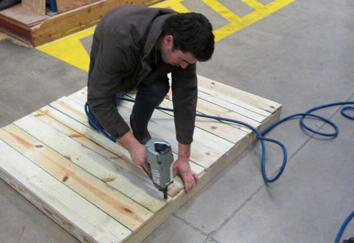 How to build a dog house with sun deck at the home depot attach platform floor build dog house with sun deck malvernweather Image collections
