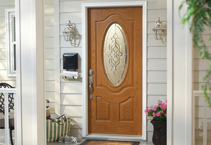 Weatherproofing Your Entry Door
