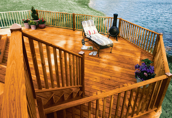 top considerations when planning a deck