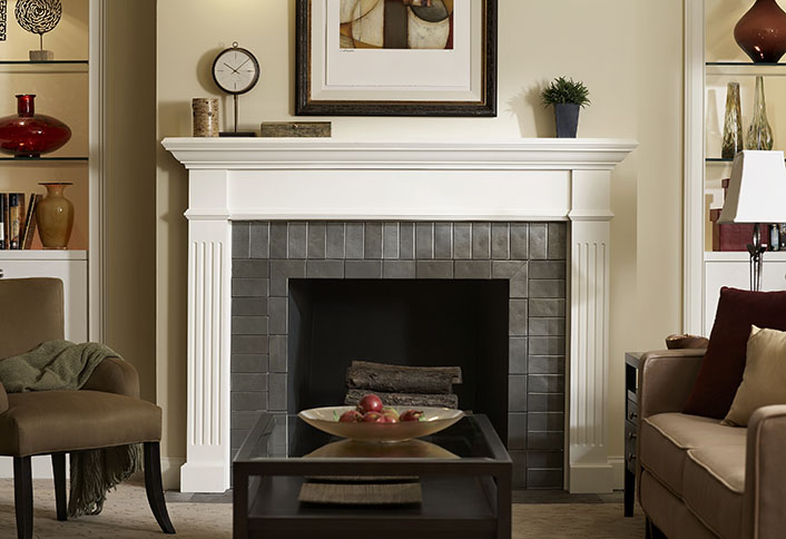 fireplace manels. Fireplaces And Mantels Buying Guide Selecting At The Home Depot