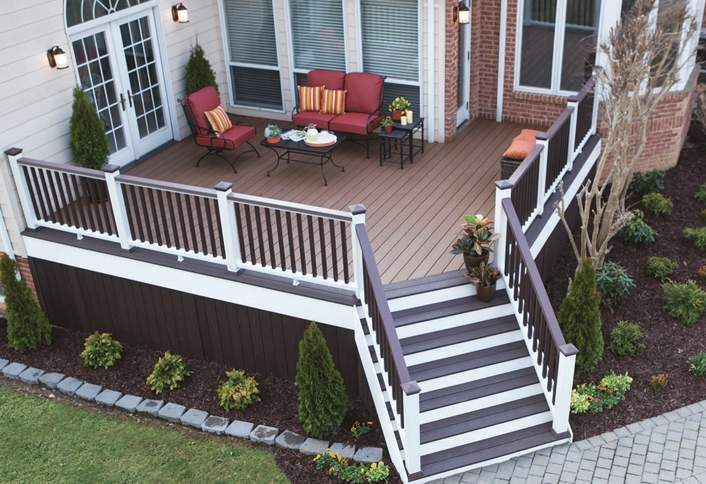Guide To Estimate Decking Materials At The Home Depot
