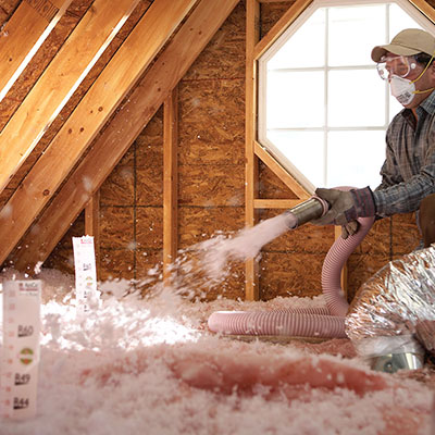 Buying guide insulation at the home depot blown inloose fill insulation batts solutioingenieria Image collections