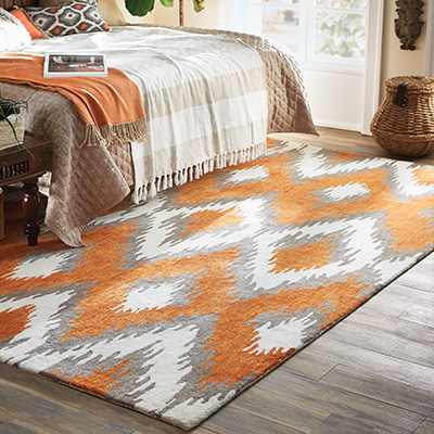 Types Of Rugs Choosing A Rug For Your Home The Home Depot