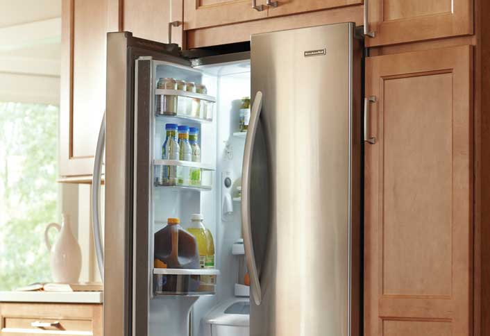 Make over your fridge - Affordable Kitchen Updates