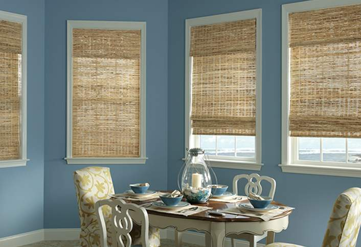 How to install woven wood shades at the home depot with our simple step by step instruction videos below you can install your woven wood shades yourself solutioingenieria Image collections