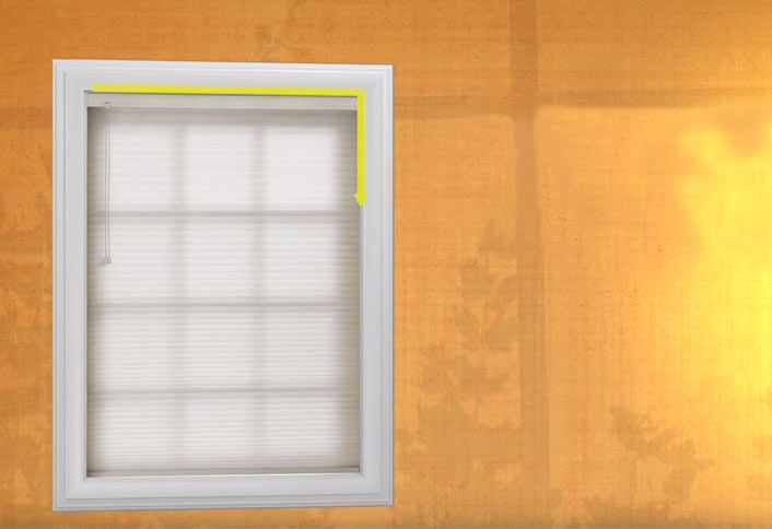 measure to watch corner inside double how for mount window hqdefault blinds roller