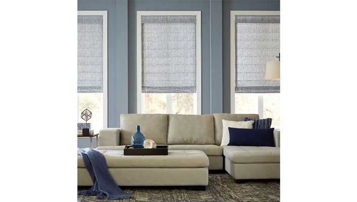 Window treatments top down bottom up at the home depot trilight another variation on the top down bottom up uses a combination of sheer shades and either cellular or roman shades instead of a completely clear solutioingenieria Images
