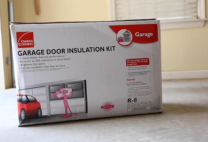 Garage Door Insulation At The Home Depot