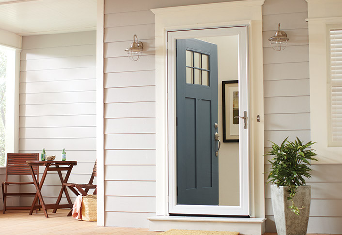 Screen and Storm Doors & Find the Ideal Screen and Storm Doors for Your Home at The Home Depot